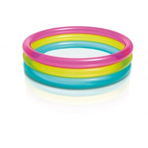 Intex babyzwembad Rainbow