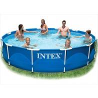 Intex Metal Frame Pool 366 x 76 cm