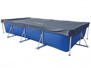 Intex afdekzeil zwembad 460 x 22 centimeter.