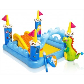 Intex speelzwembad 'Het Kasteel'