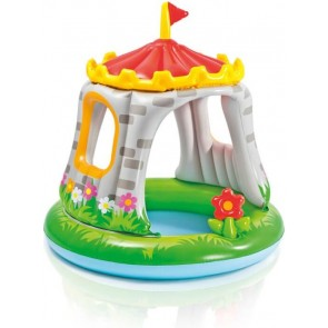 Intex baby zwembad koninklijk kasteel