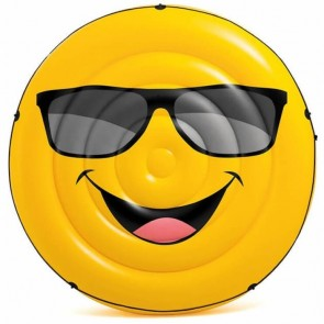 Mega Smiley Luftbett