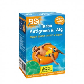 Turbo Anti-Groen & Alg - 300 ml
