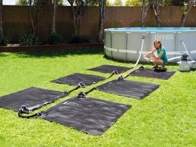 Intex solar matten